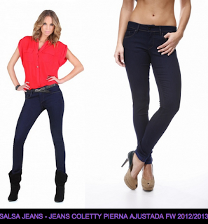 Salsa-Jeans-Colección-Otoño-Invierno-2012/2013