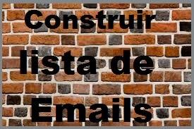 criar lista de email