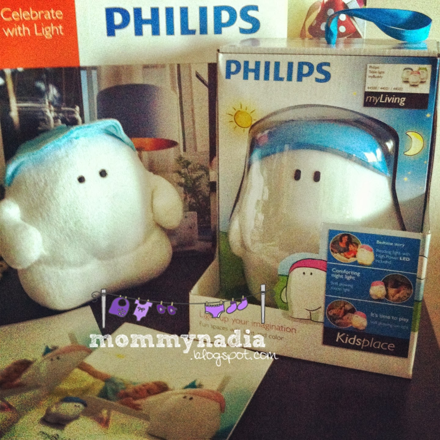 fabulous motherhood review mybuddy philips 3 in 1 table lamp for kids. Black Bedroom Furniture Sets. Home Design Ideas