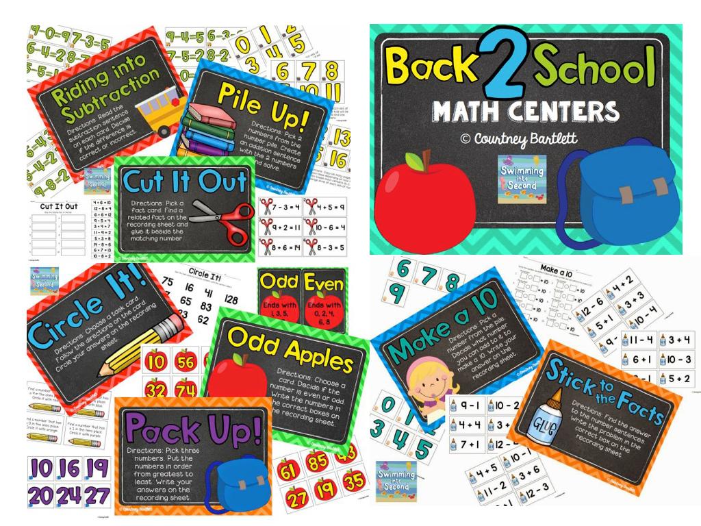 http://www.teacherspayteachers.com/Product/Back-to-School-center-bundle-1357496