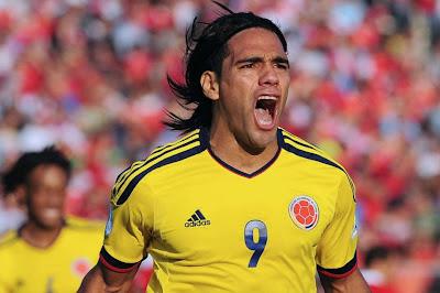 Falcao, el quinto goleador mundial del 2012 (IFFHS)