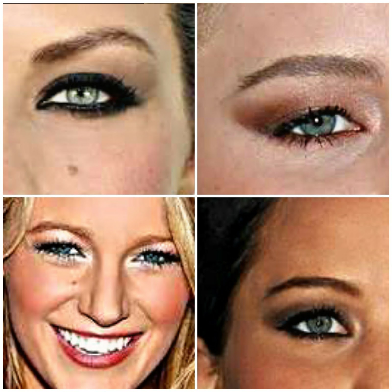 The Best Makeup For Your EyeShape