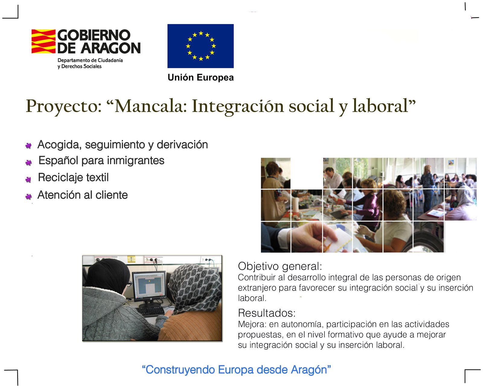 Proyecto INMIGRACIÓN 18