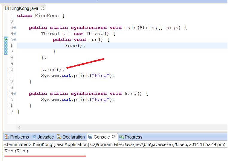 Creating and Starting Java Threads