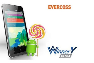 Evercoss Winner Y Ultra jadi Smartphone Lokal Terbaik