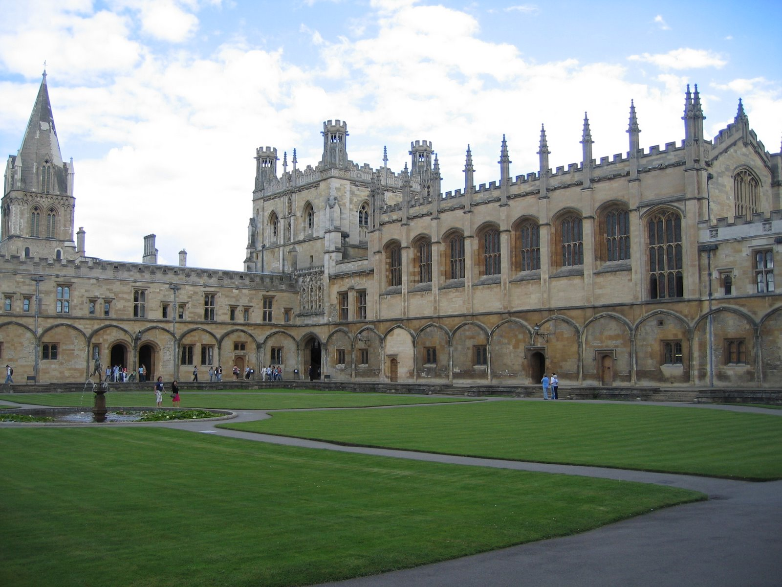 Wallpapers Oxford University London