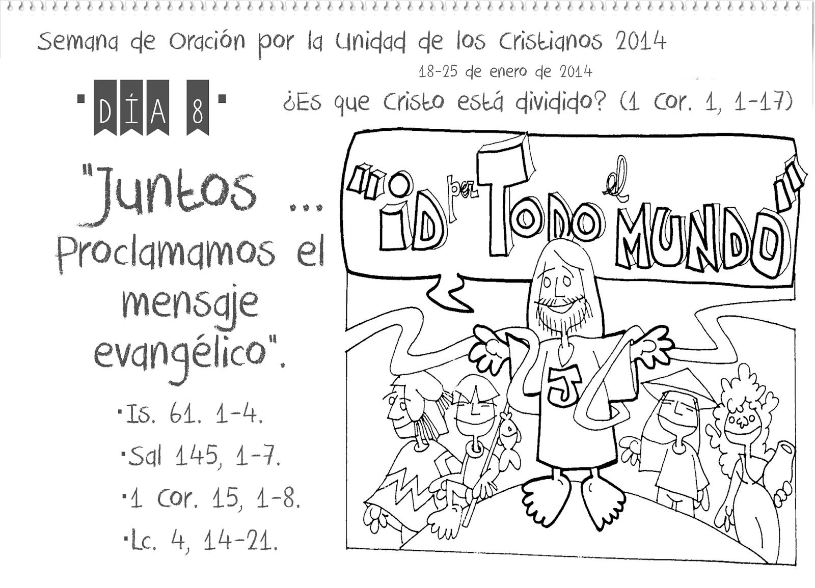 La Catequesis (El blog de Sandra): enero 2014
