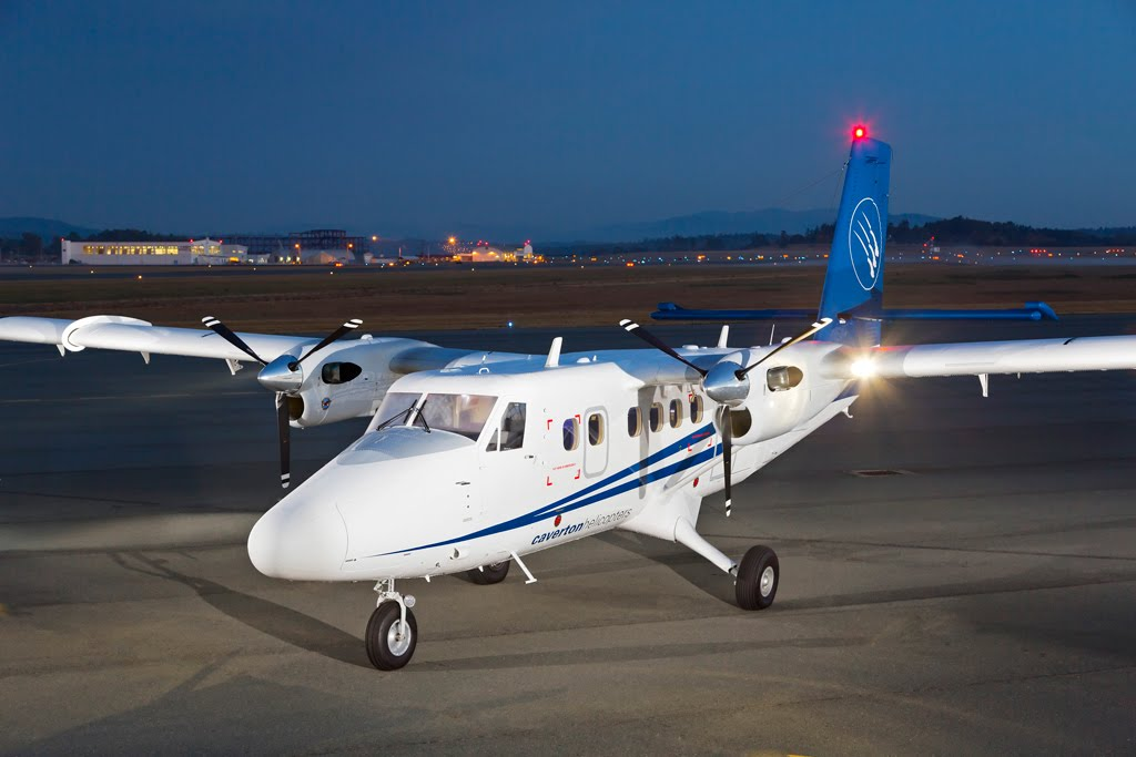 TWIN OTTER UPDATE FOR ...