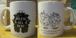 DELETE ALL DEBT mug-$25 (includes shipping) or barter
