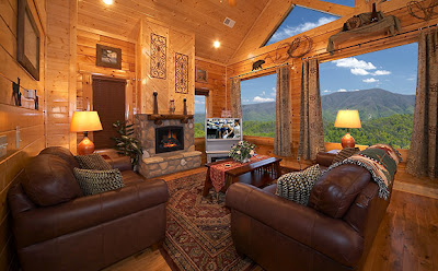 Creating a Western Living Room | Stylish Western Home Decorating