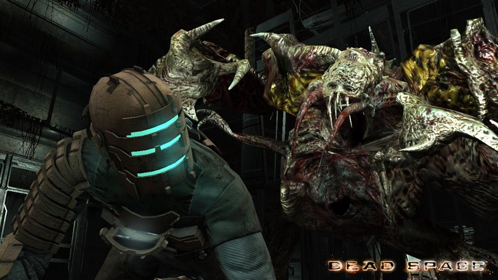 Dead Space PC Download Poster