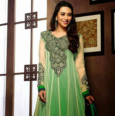 Karishma Kapoor Bollywood Dresses 2014-15