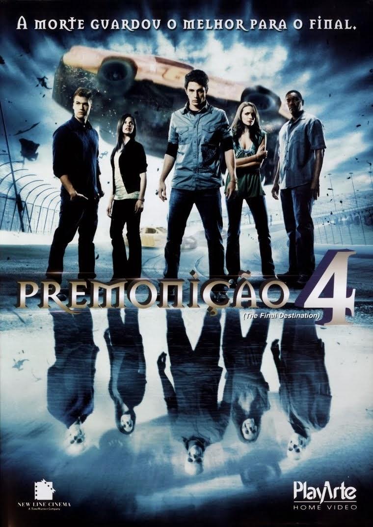 Premonição 4 – Dublado (2009)