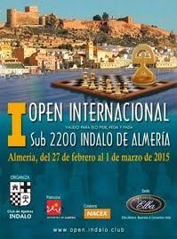 I Open Internacional sub 2200 Indalo de Almería