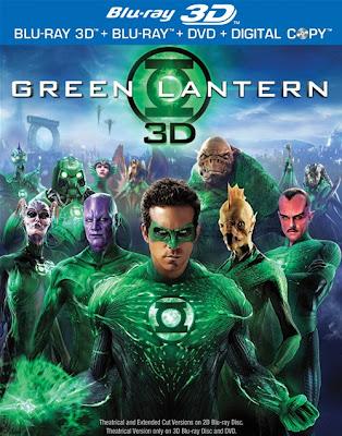 Green Lantern 3D (2011)