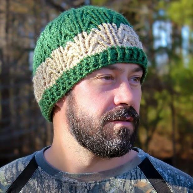 Pattern Crochet Hat For Man : Crochet Patterns by Jennifer