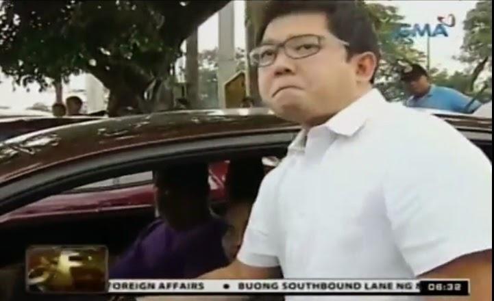 QC Mayor Herbert Bautista slaps Chinese drug dealer, apologizes after incident