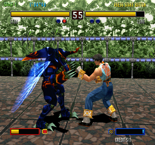 Bloody Roar 2 PC Gameplay-1