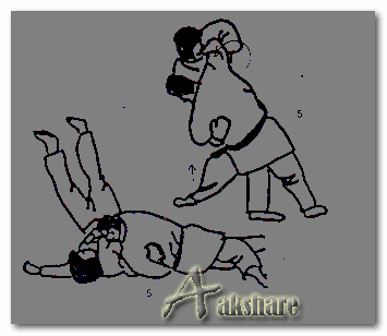 Teknik Dasar Bantingan Tani-Otoshi - Beladiri Judo