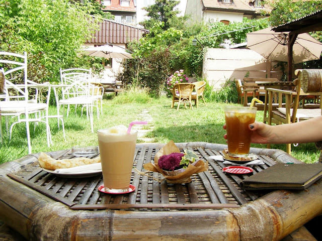 Ceainaria Ceai la Vlaicu
