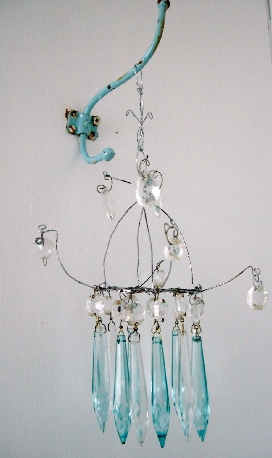 Diy mini chandelier things to make and do pinterest diy and diy mini chandelier arubaitofo Images