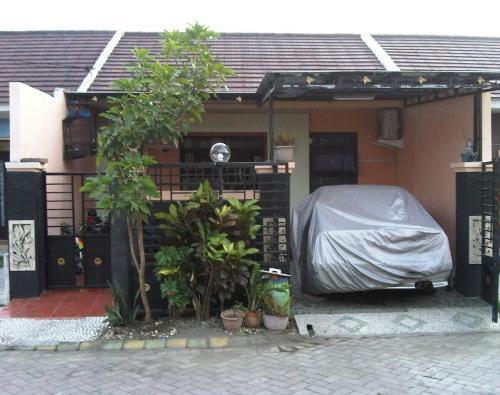 dianali home design model rumah minimalis ada garasi