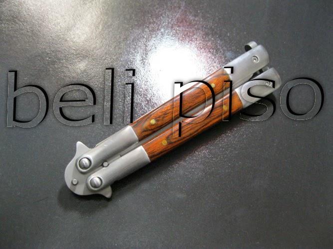 Jual Pisau Balisong Klasik NC 232 belipiso.com