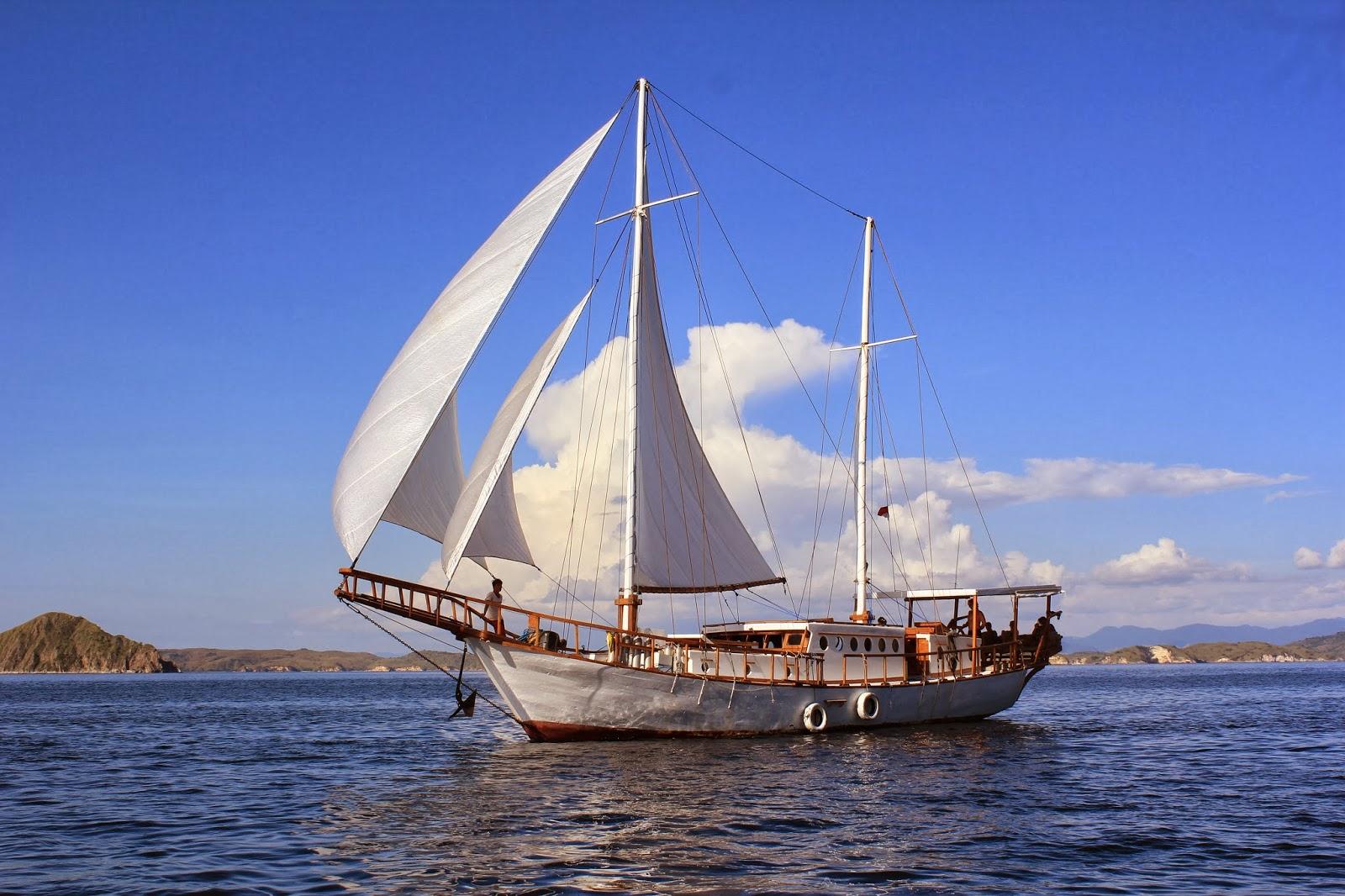 Croisière Snorkelling (masque et tuba) à bord d' Antares (voilier traditionnel) en Indonésie - www.piratesbaycroisiere.fr