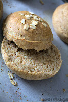 http://foodiefelisha.blogspot.com/2013/02/healthy-hamburger-buns.html