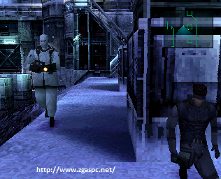 Download Game metal gear solid PC Games Full Version ZGASPC