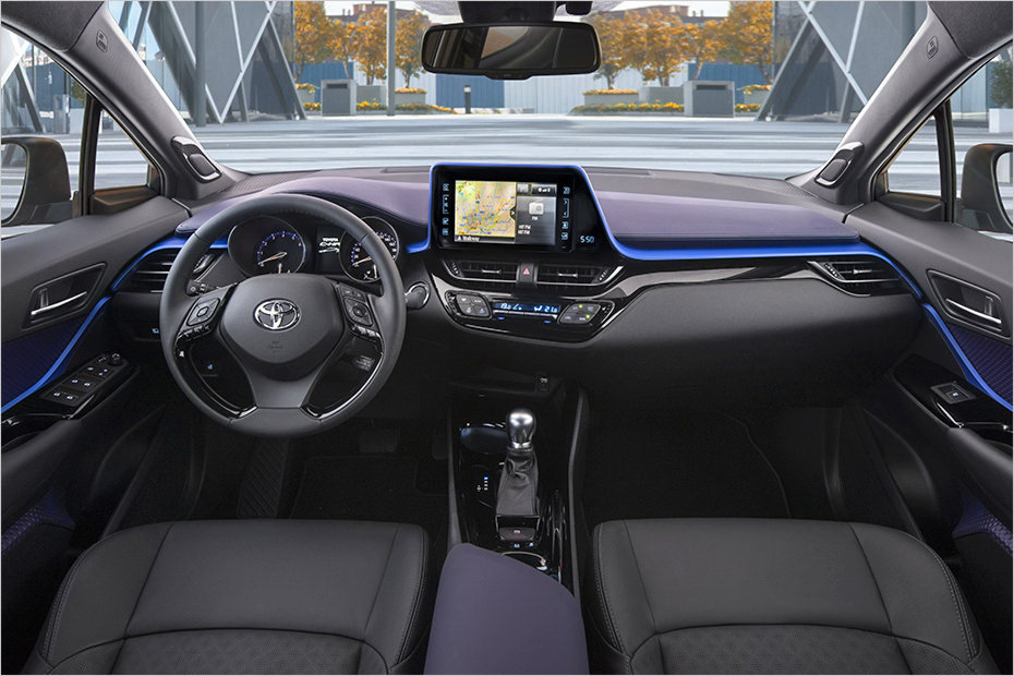 Toyota chr mpg 2018 car reviews