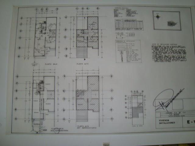 2 2 5 blog de un estudiante de arquitectura planos for Blog de arquitectura