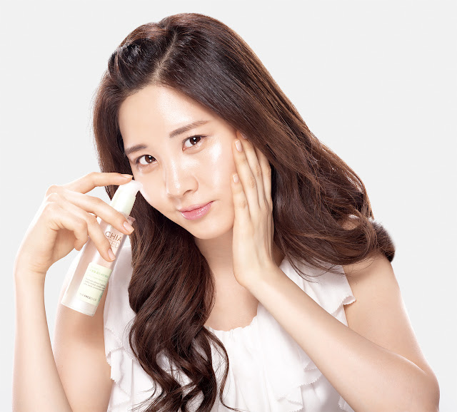 "[PICTURE] SNSD Seohyun New Update ""The Face Shop"""