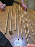 Bamboo Fishing Poles