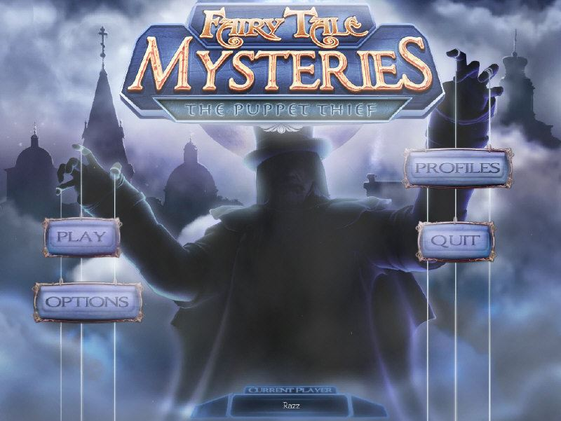 Fairy Tale Mysteries: The Puppet Thief Collector's Edition free download