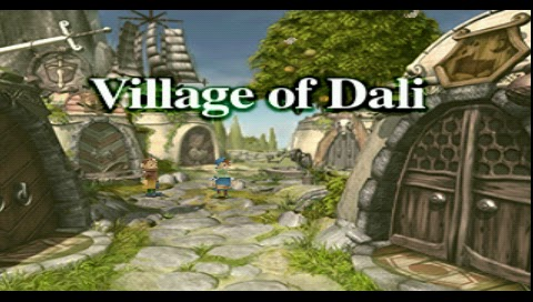 Final Fantasy IX, Village of Dali Intro