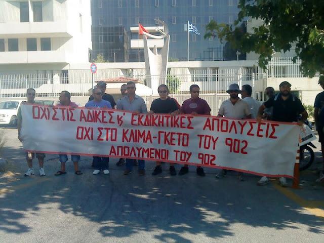 Οι σπαγγοραμμένοι του ΚΚΕ δεν δικαιούνται να μιλούν για την εργασιακή ζούγκλα που επικρατεί στα ΜΜΕ γιατί ΔΕΝ εκπροσωπούν το δίκαιο των εργαζομένων