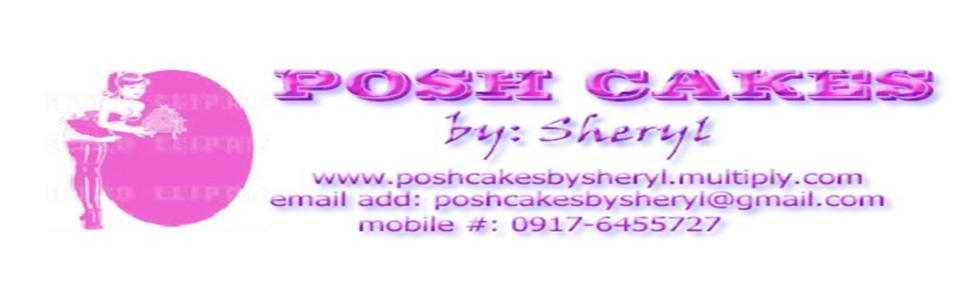 PoshCakes BySheryl