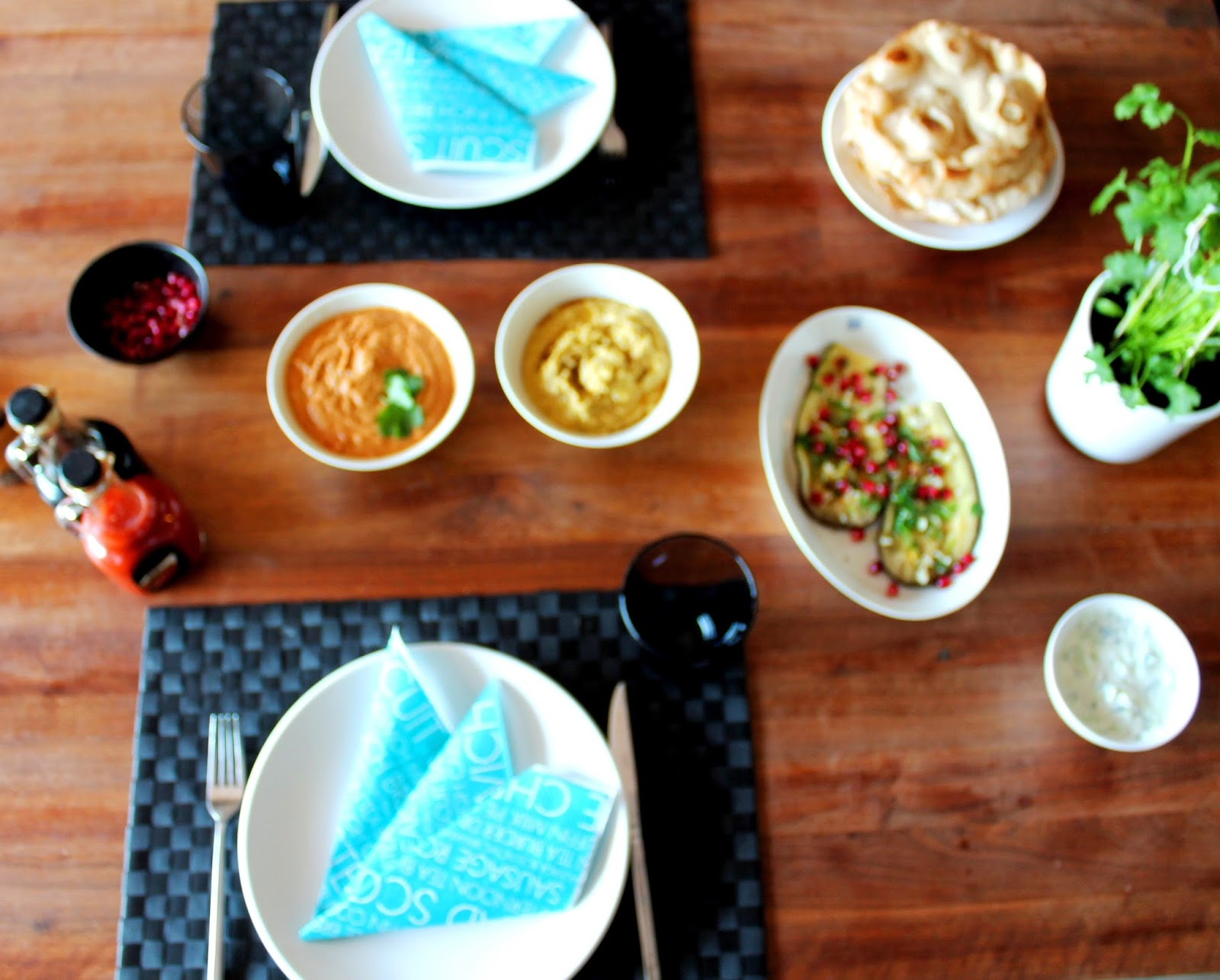 Middle East styled food | Alinan kotona blog