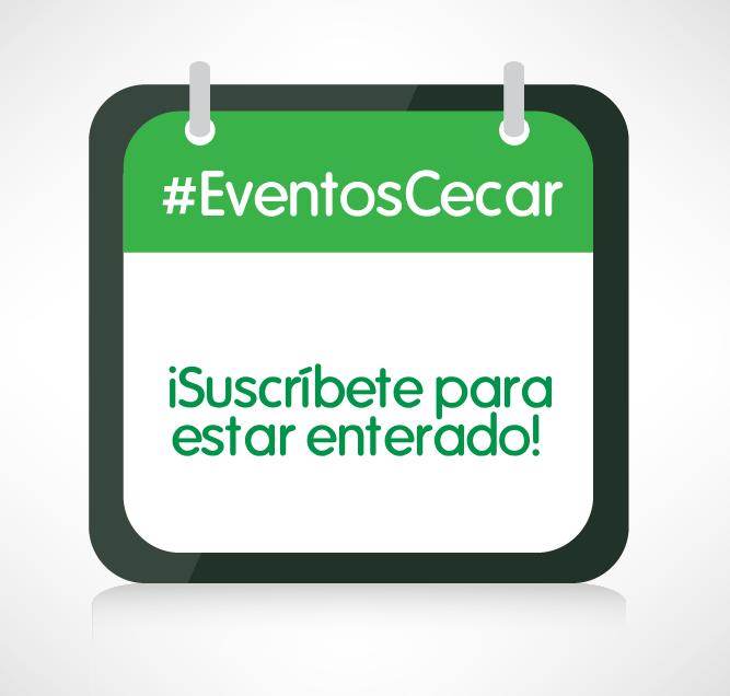 #EventosCecar