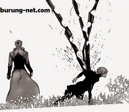 Perbedaan Manga dan Anime Tokyo Ghoul