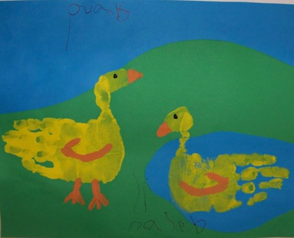 Adventures in mommy hood farm animals for Animals art and craft for preschoolers