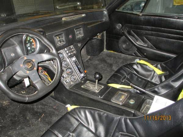 Craigslist Seattle Cars By Owner >> Yellow Panther, 1972 De Tomaso Yellow Pantera | Auto Restorationice