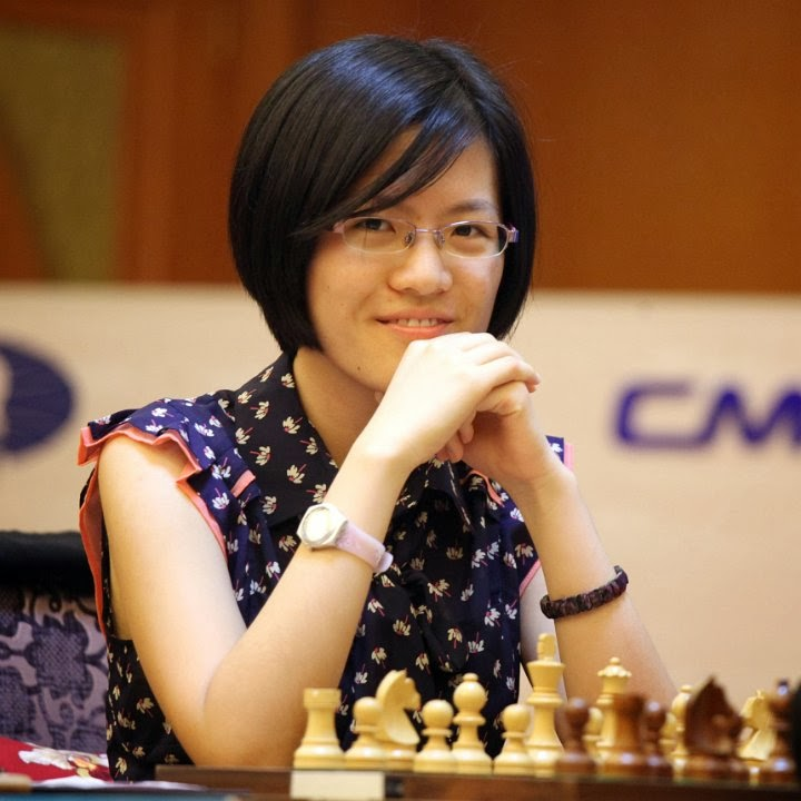 Womens World Chess Champion Hou Yifan Not Sure If I Defend Title