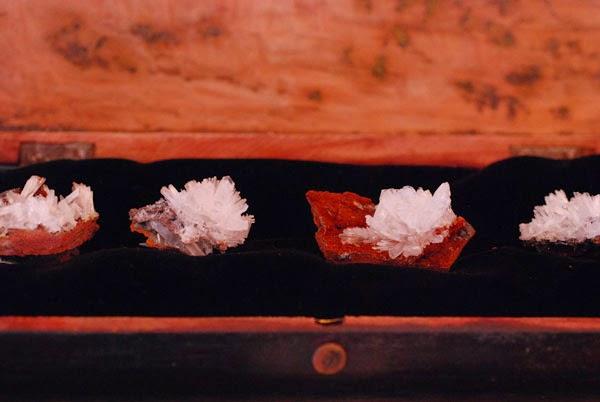 鉱物アソビの博物サロン展