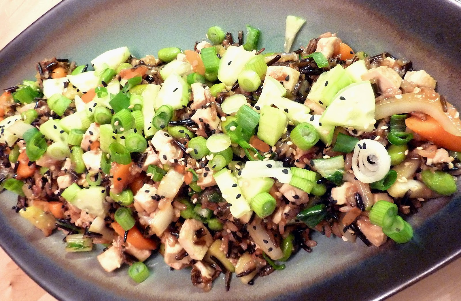 ... salad brown rice salad with cumin and wild and brown rice salad recipe