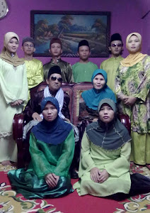 MY FAMILY DUNIA AKHIRAT