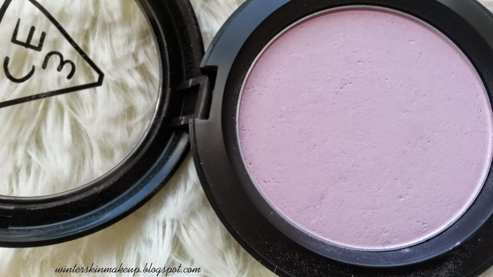 3 CONCEPT EYES Face Blush Whipping Cream Review