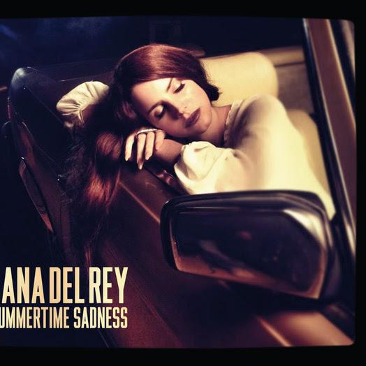 Lana Del Rey - Summertime Sadness (Remixes) - EP Cover