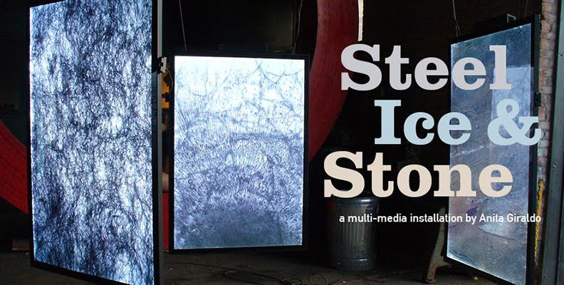 Steel Ice & Stone